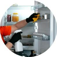 Мытье холодильников