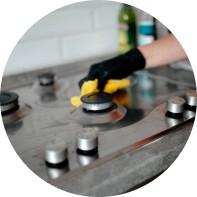 Мытье плит